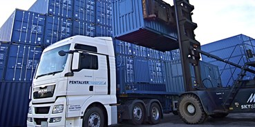 Are you a Container Rental company?