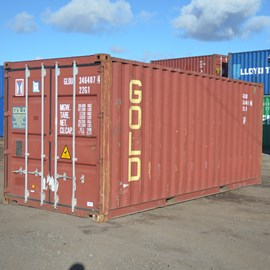 20' Used Container