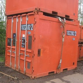 10' Used DNV 2.7-1 Offshore Container