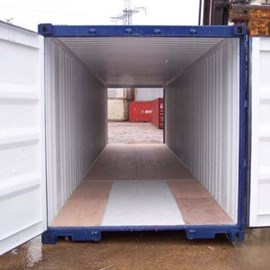 40' Newbuild Double Door Container
