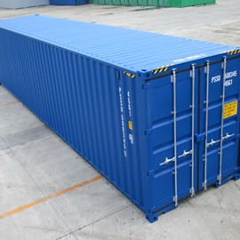 40' Newbuild Double Door Hi-Cube Container