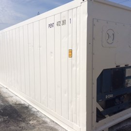 40' Refrigerated Container