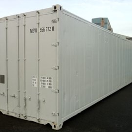 40' Non-Operational Refrigerated Container