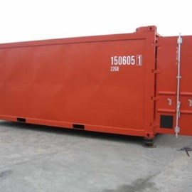 20' Used DNV 2.7-1 Offshore Container