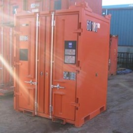 Mini Used DNV 2.7-1 Offshore Container